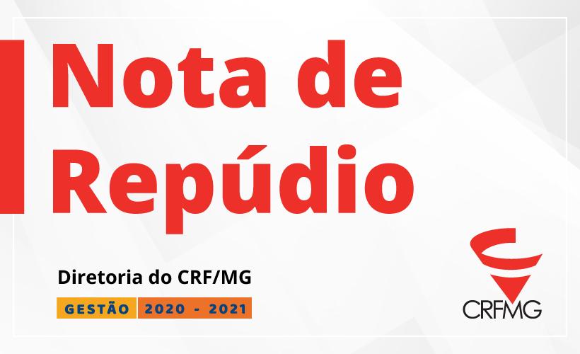 Nota de Repúdio - Hospital Público Regional de Betim